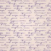 seamless abstract handwritten text pattern - stock illustration