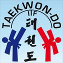 Stock Illustration of Combat taekwon-do ITF martial arts.