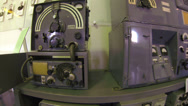 Stock Video Footage of Military transmitter, portable radio