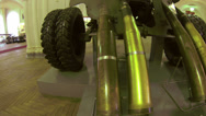 Stock Video Footage of Artillery shells