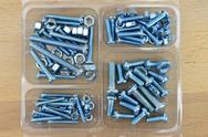 Stock Photo of fixings
