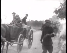 WW2 - 1939 - Army Of Poland 01 Stock Footage