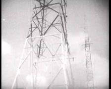 WW2 - 1939 - Battle Of Warsaw 01 Stock Footage