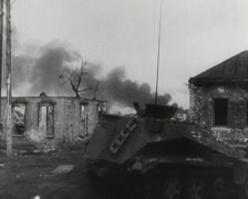 WW2 - Battle Of Stalingrad - The Beginning 01 Stock Footage