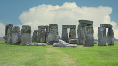 Stonehenge 4K 2 - stock footage