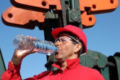 Thirst - stock photo
