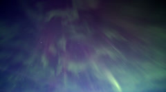 Northern lights sky 4k Stock Footage