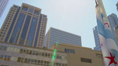 Chicago Skyscrapers Stock Footage