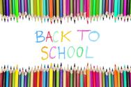 Stock Illustration of back to school concept