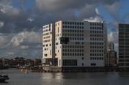 Stock Photo of palace of justice, amsterdam