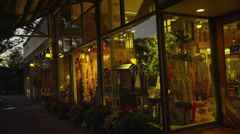 Shop Windows in Ashland, OR Stock Footage