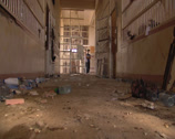 Stock Video Footage of LIBYA - Gaddafi prison 6