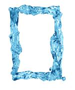 Water frame Stock Photos