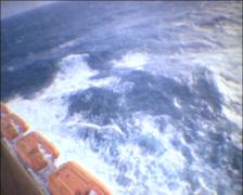 SUPER8 cruise ship MSC Fantasia 2 Stock Footage