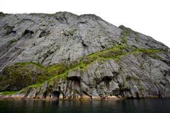 Trollfjord Stock Photos