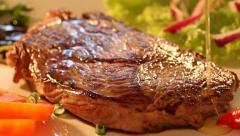 Carne Stock Footage