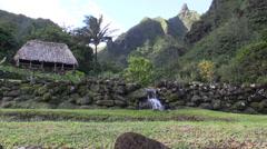 Bali Hai ,Northern Kauai Stock Footage