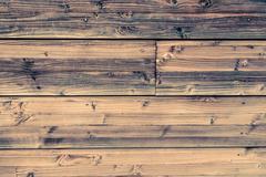 Vintage wood plank brown texture Stock Photos