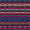 Stock Illustration of seamless ethnic color striped knitted pattern
