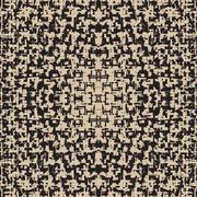 Technogenic pattern - stock illustration