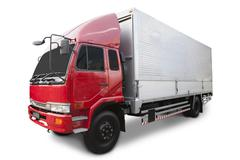 Delivery truck Stock Photos