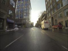 Toronto Driving Richmond (2.7K) Stock Footage