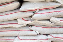 Fertilizer bag Stock Photos