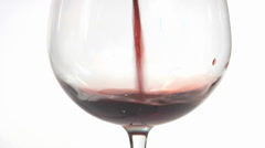 Pouring Wine Stock Footage