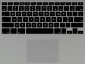 Stock Illustration of illuminated keyboard
