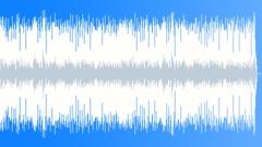 Sentimental Bluesy Vintage Jazz - Hip Hop Remix - stock music
