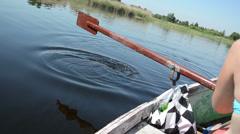 Näkymä veneestä Arkistovideo
