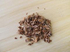 Willow bark, Salicis cortex - stock photo