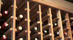 Finest Wines (4 of 6) Stock Footage