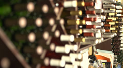 Finest Wines (1 of 6) Stock Footage