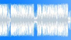 Tehokas basso ja huilu House sopusoinnussa väkijoukon melua Arkistomusiikki