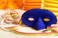 Stock Photo of carnival mask