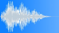 Ghost burn blow Sound Effect