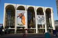 Stock Photo of lincoln center