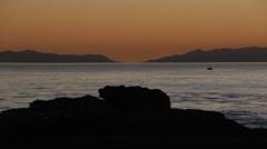 Catalina Island - Two Harbors Stock Footage