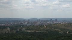 Pretoria Real Time 01 NTSC - stock footage