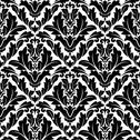 Stock Illustration of retro flourish seamless pattern
