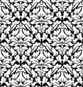 Stock Illustration of royal damsk seamless pattern