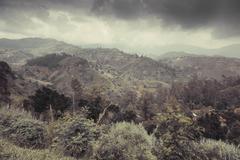 Sri Lanka, Uva, Ella, landscape - stock photo