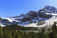Stock Photo of Canada, Alberta, Rocky Mountains,  Canadian Rockies, Banff National Park,