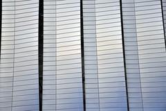 Stock Photo of Modern architecture detail, stadium exterior