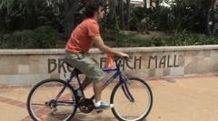 Short story from Broadbeach, Gold Coast, Australia Stock Footage