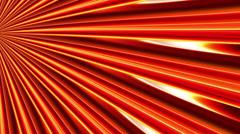 Sun rays animation Stock Footage
