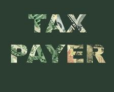 Tax Payer Stock Illustration