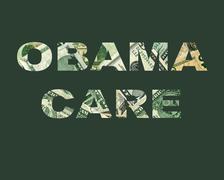 Obamacare - stock illustration