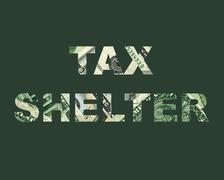 Stock Illustration of Tax Shelter